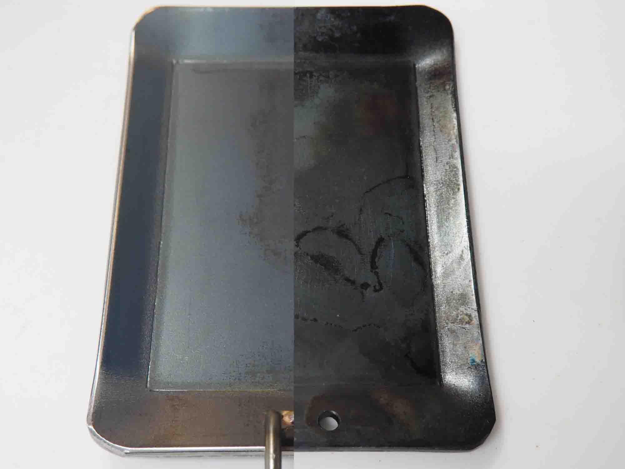 ヒロシ 鉄板