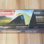 コールマン 6Person Fast Pitch Dome Tent(2019年コストコ)買ってみた!