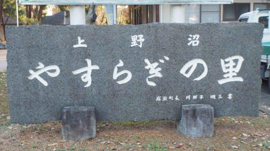上野沼やすらぎの里キャンプ場 レビュー